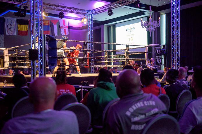 Nationale en internationale toppers betreden dit jaar alsnog de ring in Hotel van der Valk Eindhoven tijdens Eindhoven Box Cup