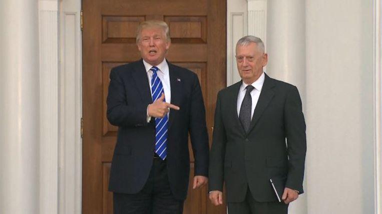 James Mattis stapt op als Amerikaanse minister van Defensie.