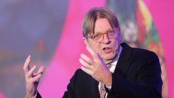 Guy Verhofstadt slachtoffer Turkse hackaanval