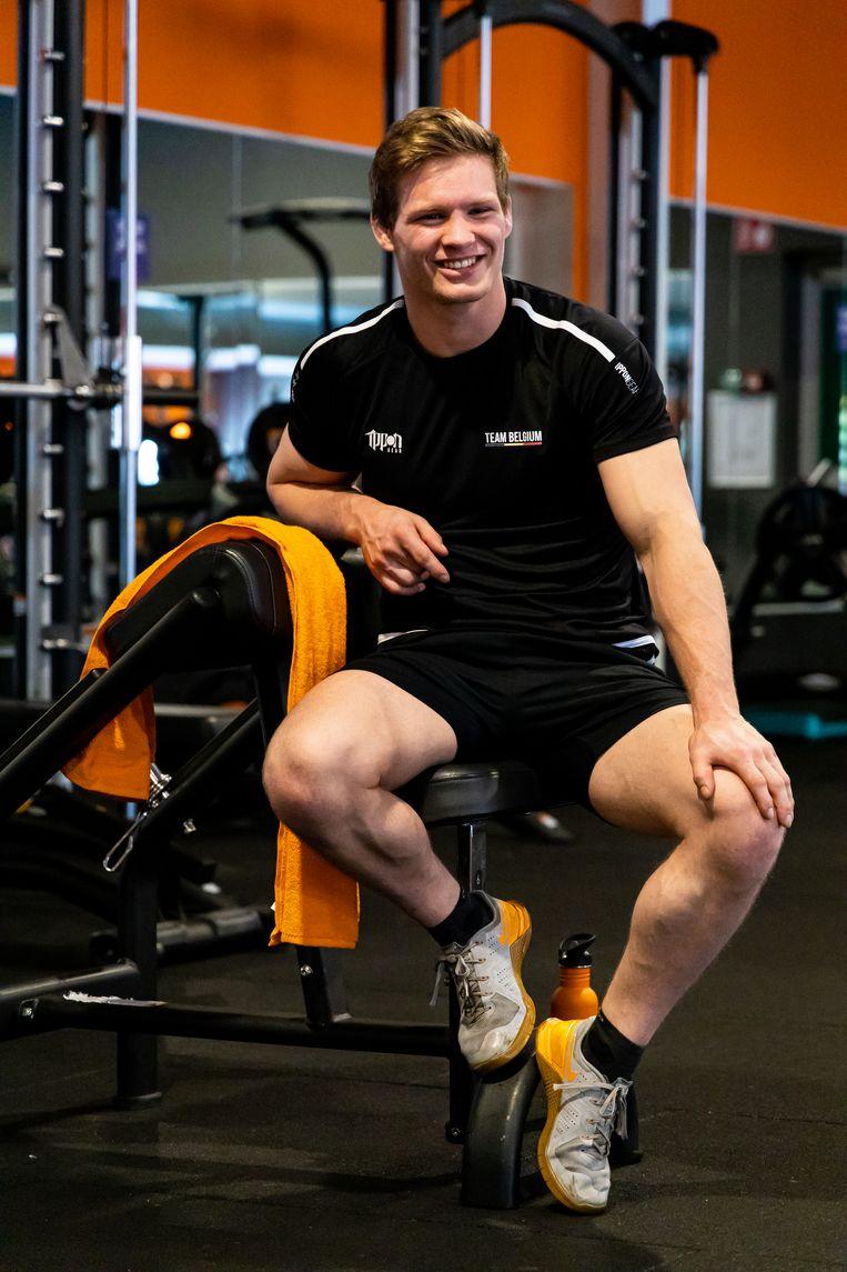 Matthias Casse: 'De Belgische jongeren zijn te soft. Ze zijn alleen bezig met hun uiterlijk en gsm. Ik maak me zorgen over de volgende generatie judoka's.' Beeld RJ Sports Marketing