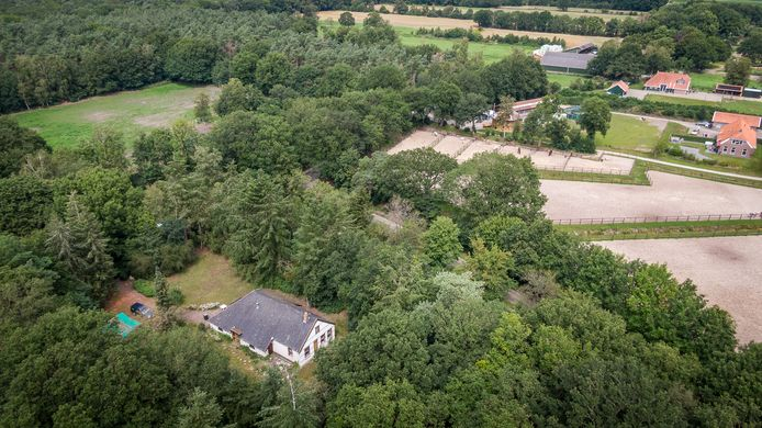 Bij de Onderduikersweg 2 in De Bult komt een nieuw gebouw voor scouting Johan van den Kornput.