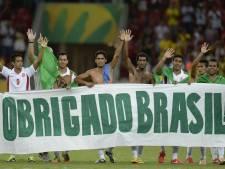 Doelpuntenregen tijdens Confederations Cup