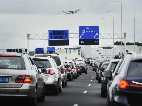 Staking dreigt te leiden tot enorme files: 'Ga logeren, carpoolen of thuiswerken'