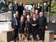 Kamerkoor Cantique uit Aarle-Rixtel sluit jubileumjaar af