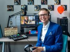 Vorig jaar won hij een prestigieuze podcastprijs. Hoe gaat het nu met Bastiaan Meijer (27)?