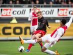 VIDEO: Toornstra bedankt Van Duinen voor goal tegen Ajax