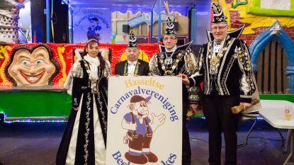 Alles klaar voor Hasselts carnaval