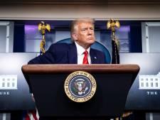 Trump tegen advies in naar Kenosha 'om steun te betuigen aan politie'