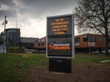 Elektronische infoborden bij entree kernen Lingewaard