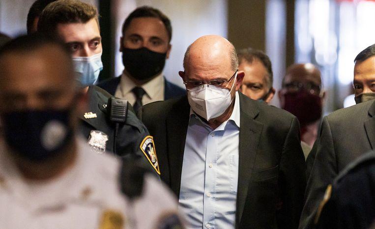 De financieel directeur van het bedrijf van Donald Trump wordt beschuldigd van ernstige belastingfraude Beeld EPA