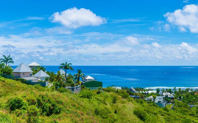 Het Franse overzeese eiland Réunion is nu een oranje bestemming.