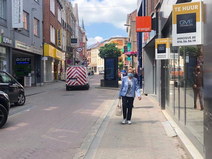 Stad Tienen kampt met leegstand en pakt dat aan met het platform bizLocator.