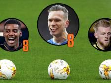 Superboeren noteren topcijfers, onvoldoendes voor achterhoede Feyenoord