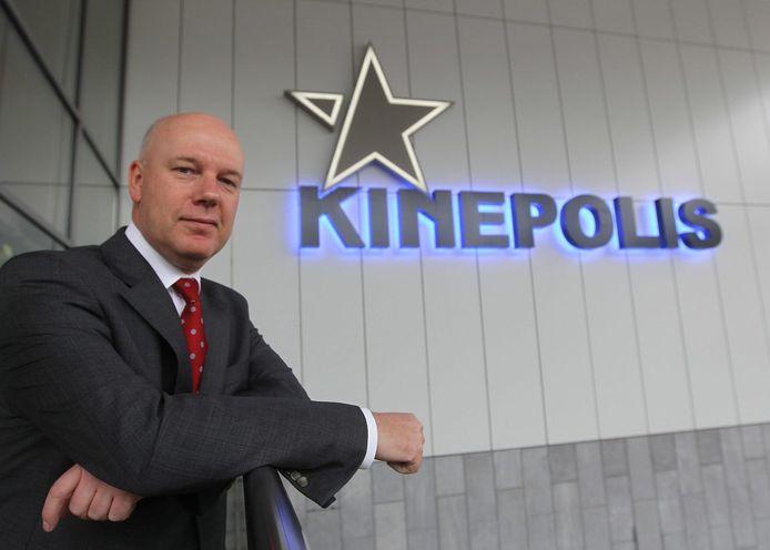 Eddy Duquenne, CEO van Kinepolis.