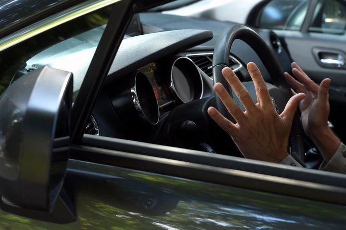 Le Bureau fédéral du plan s'est penché sur l'impact d'une automatisation complète du parc automobile belge.