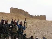 Syrisch leger herovert stad Palmyra op IS