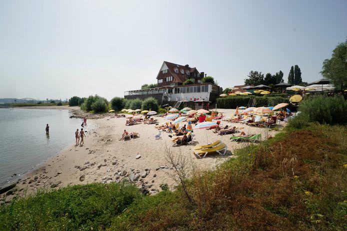 Sprok strand.Bemmel, 25-7-2019 .