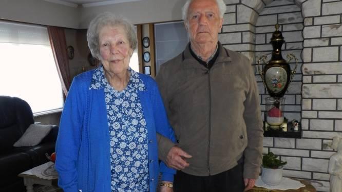 """Eduard (90) en Paula (89) zijn 70 jaar getrouwd: """"Als we blijven ademen, dan doen we er nog vijf jaar bij"""""""