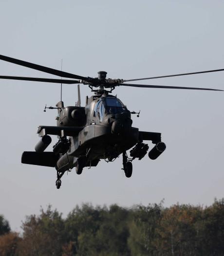 Kort onrust over 'helikopterterreur' boven Vught: 'Is Holleeder ontsnapt?'