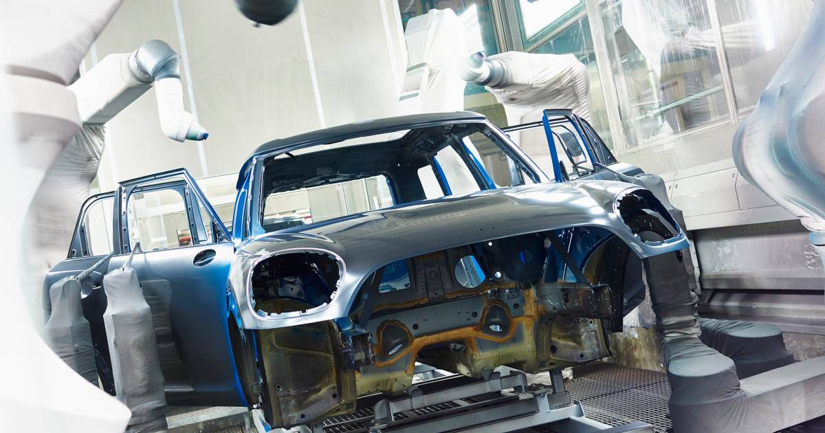 Chinees autoconcern toont interesse in fabriek VDL Nedcar voor productie MG - Eindhovens Dagblad