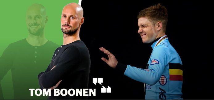 Boonen is vol lof over Evenepoel.