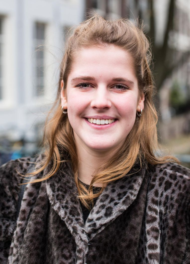 Marit van Opstal (20) Beeld Eva Plevier