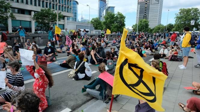 Extinction Rebellion wil Wetstraat bezetten op 6 november