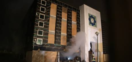Dakloze man (41) die verdacht wordt van brandstichting bij moskee Assalam, blijft in de cel