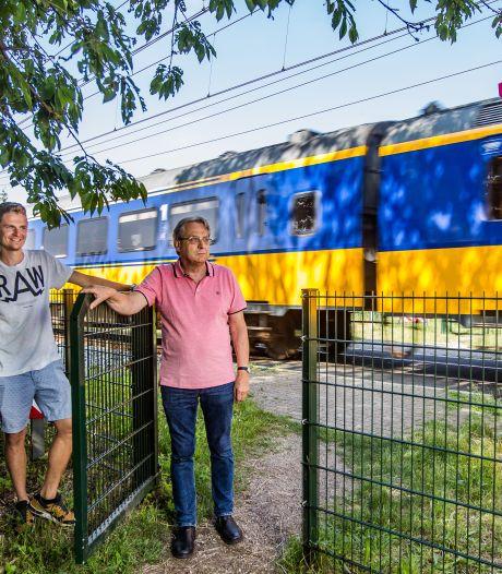 Einde voor spoorovergang Diepenveen, andere onbewaakte passage Nieuw Rande wordt beveiligd