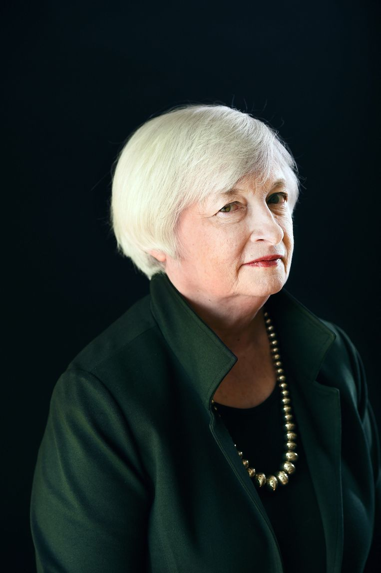 Janet Yellen Beeld The Washington Post via Getty Images