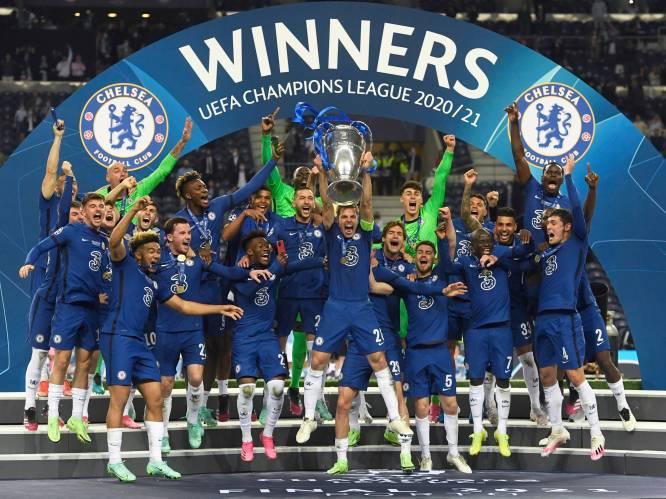 Dit seizoen zit u ook op dinsdag op de eerste rij voor de Champions League bij VTM en HLN.be