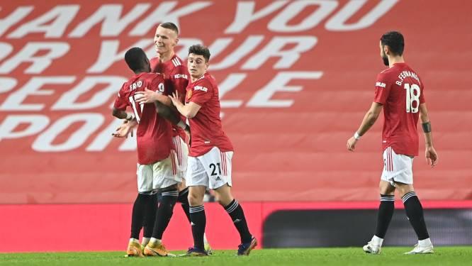 Manchester United wint van Southampton met 9-0 (!) en evenaart record