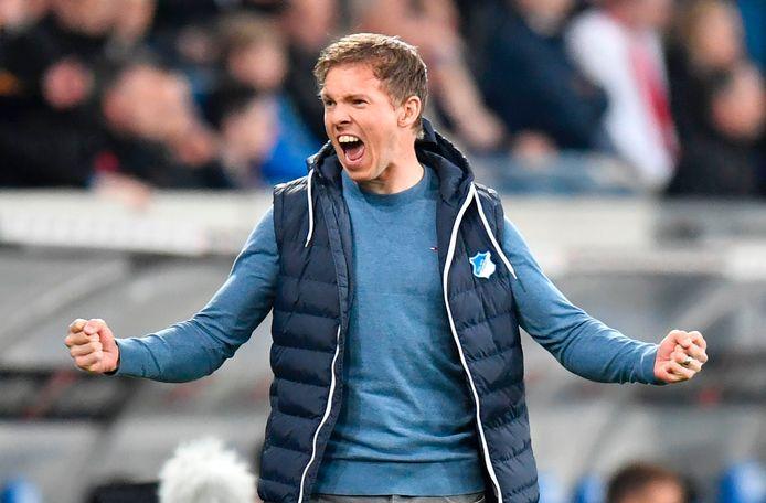 Julian Nagelsmann werd op zijn 28ste eindverantwoordleijke bij TSG Hoffenheim en werd daarmee de jongste trainer in de Bundesliga ooit.