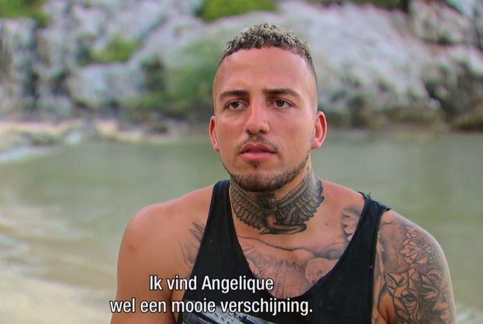 Zach Temptation Island