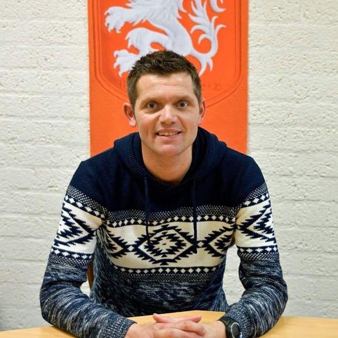 Richard van de Kerkhof trainer Maarheeze