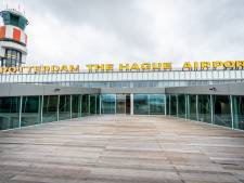 Heel de dag vertraging op Rotterdam The Hague Airport vanwege storing in de ochtend