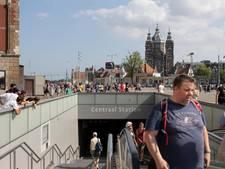 'Platte roltrappen' metrostation CS onveilig