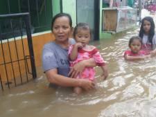 De graves inondations au Brésil