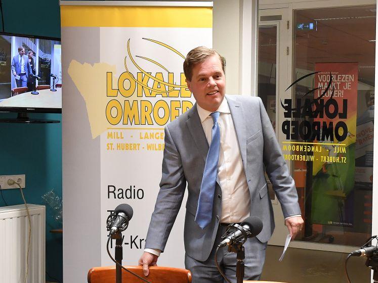 Burgemeester Mill op kieslijst VVD