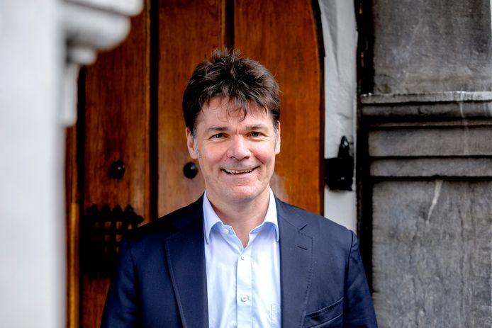 Paul Depla, de burgemeester van Breda.