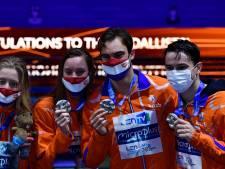 Nijmeegse zwemmer Nyls Korstanje verovert EK-zilver met estafetteploeg
