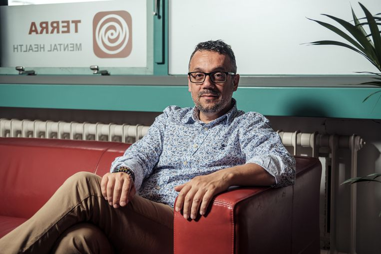 Zeynel Erkut: 'Het is belangrijk voor de stad dat de ggz geschikte huurruimte kan vinden.' Beeld Jakob van Vliet