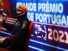 Verstappen wil weer volledige focus in Portugal: 'Dromen brengt ons nergens'
