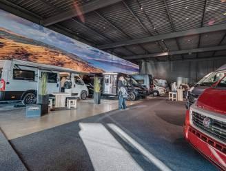 """Dicar opent nieuwe toonzaal voor populaire campervans: """"Toegankelijker voor beginnende mobilhome-gebruikers"""""""