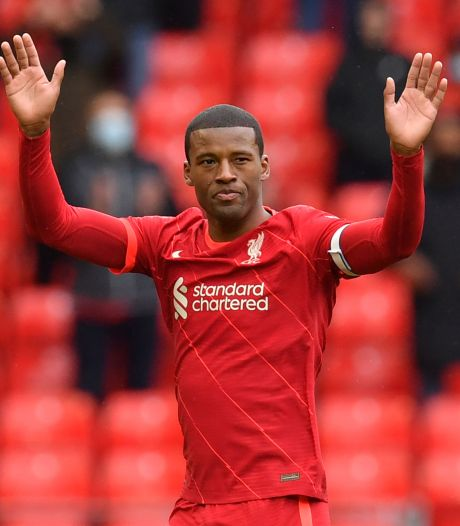 Wijnaldum over vertrek bij Liverpool: 'Waren momenten dat ik geen waardering voelde'