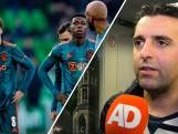 Freek Jansen na nederlaag Ajax: 'Zeker deuk in vertrouwen'