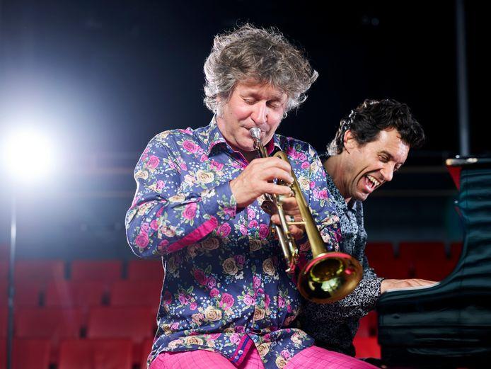 Eric Vloeimans en Juan Pablo Dobal
