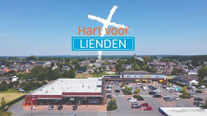 De promotieposter voor Hart voor Lienden op 29 augustus
