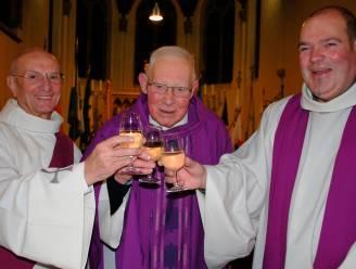 Priester Karel Leseck (95) overleden in het rustoord