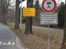Sluiproutes tussen Oldenzaal en Weerselo veel gebruikt: politie deelt bekeuringen uit